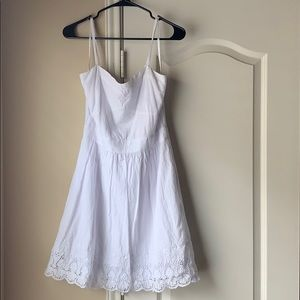 Annabella white dress